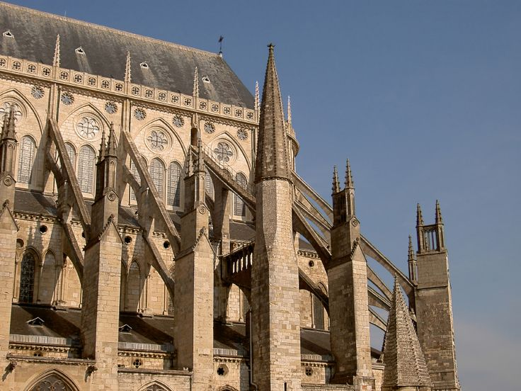 116 best Gothic Architecture images on Pinterest | Gothic ...