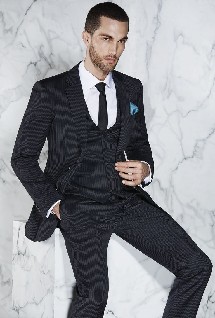Calibre 'The Style Master' - Shop suiting in-store and online at http://www.calibre.com.au/shop/clothing-d1/suiting-c34