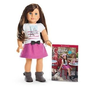 American Girl Grace and Paperback Book – American Girl of 2015