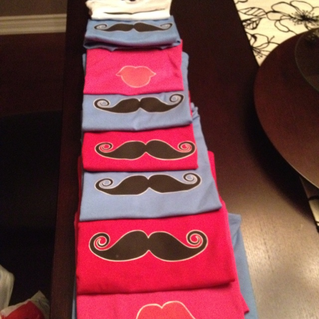 Mustache Bash Party Favors