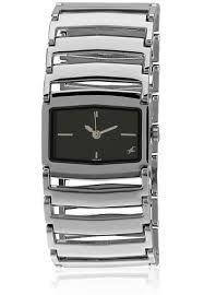 Fastrack Women's 6062SM03 Metal Analog Quartz Watch