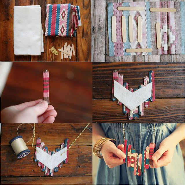 DIY with Popsicle Sticks