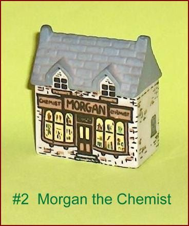 Wade Porcelain Building Whimsey on Why  Morgan by EttasEmporium