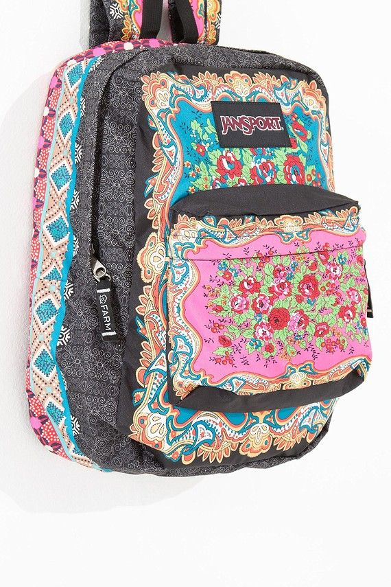 mochila jansport porto claro | FARM