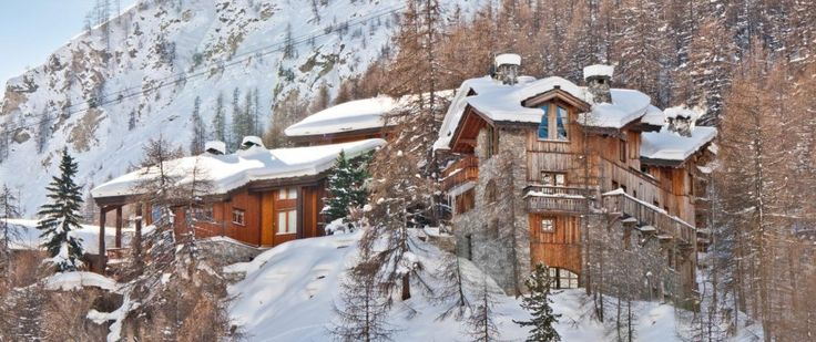 10 of the best luxury ski chalets in Europe image courtesy of Chalet Eagles Nest