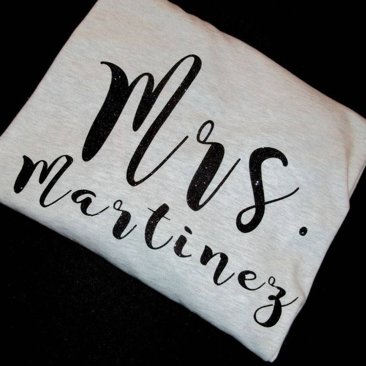 Excited to share the latest addition to my #etsy shop: Mrs Tee // Mrs Shirt // Personalized Mrs Shirt // Custom Mrs Tee // Fast Shipping // http://etsy.me/2CzwIzn #clothing #women #tshirt #womensclothing #futuremrsshirt #customshirt #personalizedshirt #weddingshirt #br