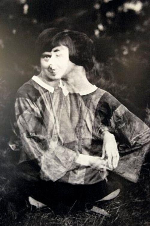 Richard Kauffmann, Portrait of Hanna Höch