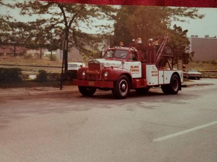 Johnny's Service Garage, Clifton, NJ B Mack Holmes 750