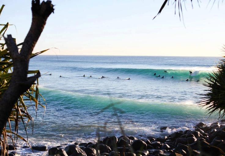 Burleigh Heads - Gold Coast, Queensland, Australia