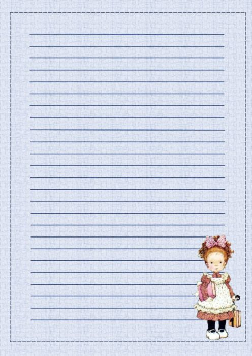 417 best Stationary images on Pinterest Letters, Writing paper - diary paper printable