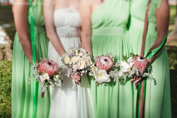 свадьба в стиле рустик в России #wedding #rustic #Russia