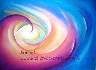 oliepastel van Sonja Schoppers