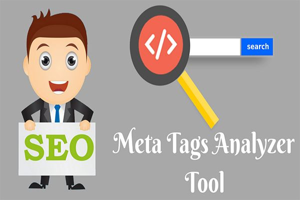 Meta Tag Analyzer Tool Gives A Quick Analysis On Metadata Used On