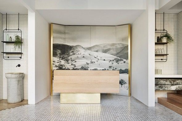 The Kettle Black Cafe / Pop & Pac | AA13 – blog – Inspiration – Design – Architecture – Photographie – Art