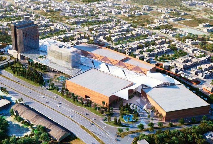 Destinado a ser un nuevo centro de ciudad, al oriente de la zona metropolitana de Monterrey se ubicará uno de los desarrollos de usos mixtos más grandes del país con 19 hectáreas de extensión territorial.