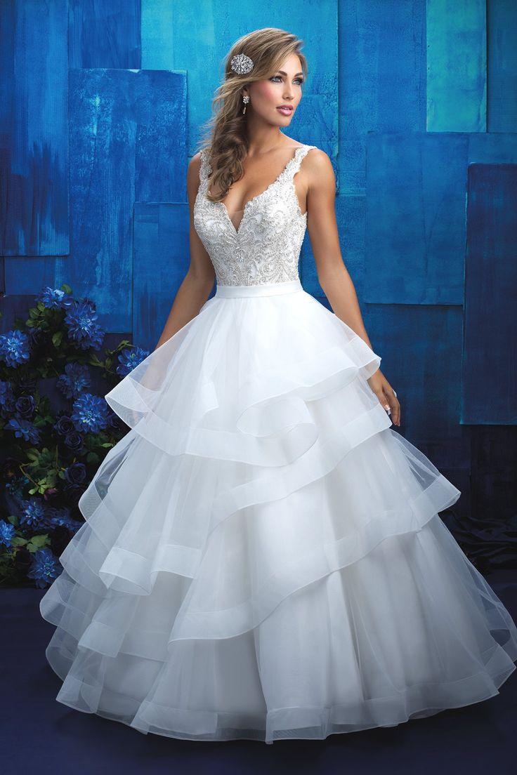 44 best Allure Bridal Dresses at The Vow images on Pinterest ...