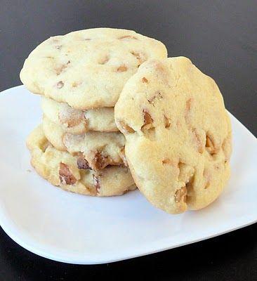 Butterscotch Pecan Sandies: Desserts, Pecans Sandy, Butterscotch Pecans, Hands Mixers, Baking Perfect, Mixed Recipes, Sweet Recipes, Eggs Cups, Sandy Cookies