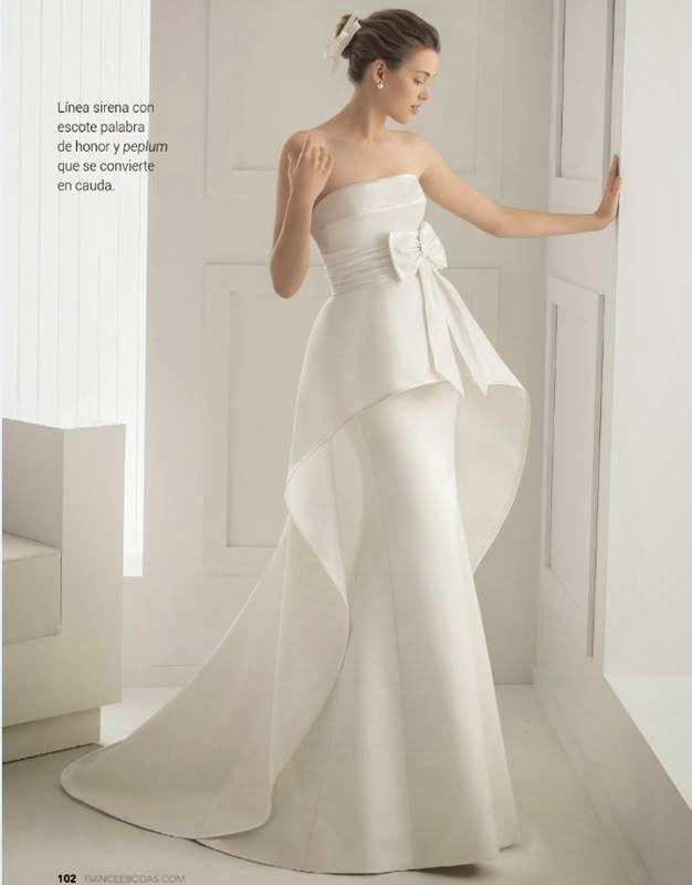 33 best Vestidos de Novia images on Pinterest | Hochzeitskleider ...