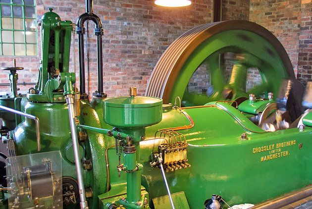 Kelham Island Industrial Museum - came here on a 1st date with my now husband!
