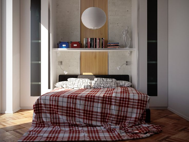 Bedroom by M-Pixel.deviantart.com on @deviantART