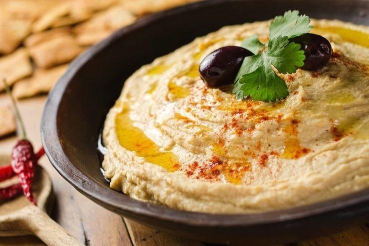 フムス(ヒヨコ豆のペースト) by イスラエル大使館