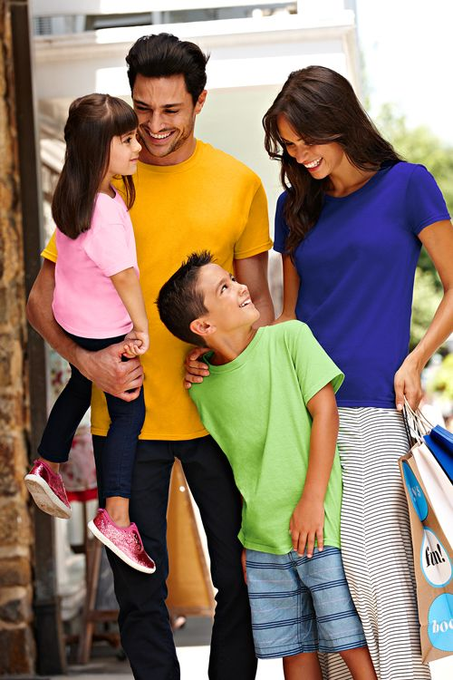 QUOZ is a reliable name for all your wholesale Tshirts purchasing needs. We are able to ship any kind of blank Tshirts you require. Place your order for plain Tshirts for men, women, and children of any colour. We take bulk orders with quick delivery.