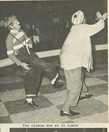 The clowns are at it again - Nelson Photo News - No 77 April 1, 1967