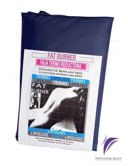 Faja Térmica Nacional 120x40cm: Produce un efecto térmico envolvente que ayuda a mejorar el metabolismo y la circulación eliminando líquidos y tejido adiposo.