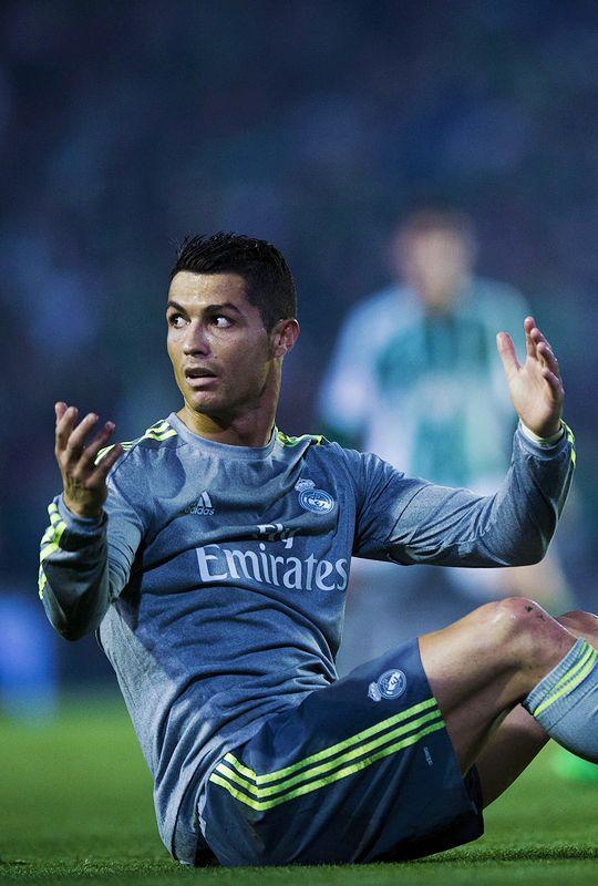 Cristiano Ronaldo vs Betis