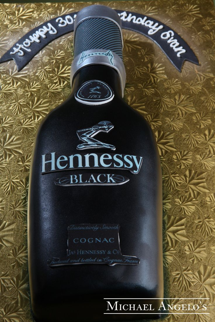 Hennessy Black 15food If You Are A Cognac Drinker You