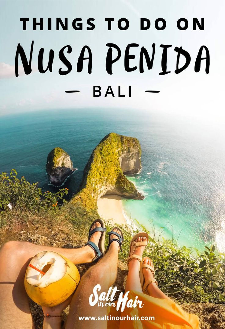 Nusa Penida Tour Guide