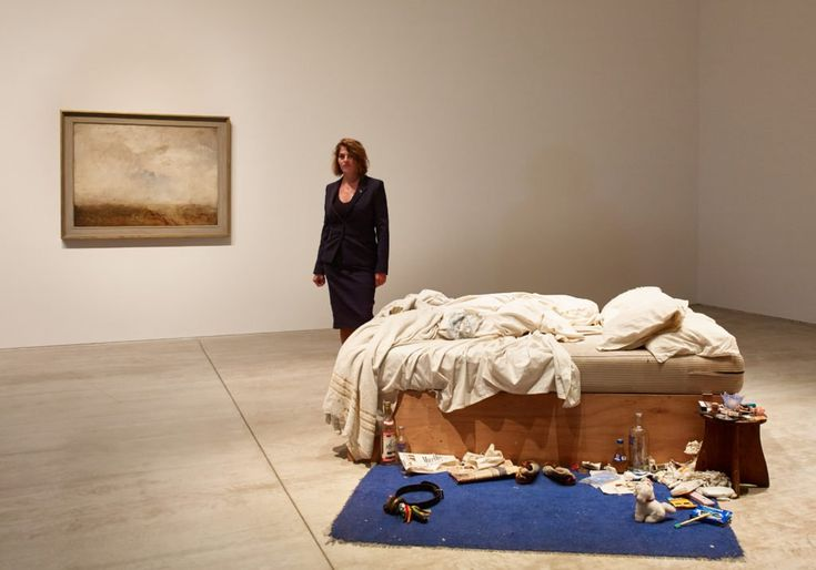 Tracey Emin on Why Her Infamous 'My Bed' Is Really Like a JMW Turner Painting | artnet News