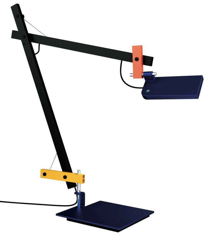 LoTek Tischleuchte LED - Artemide Bunt