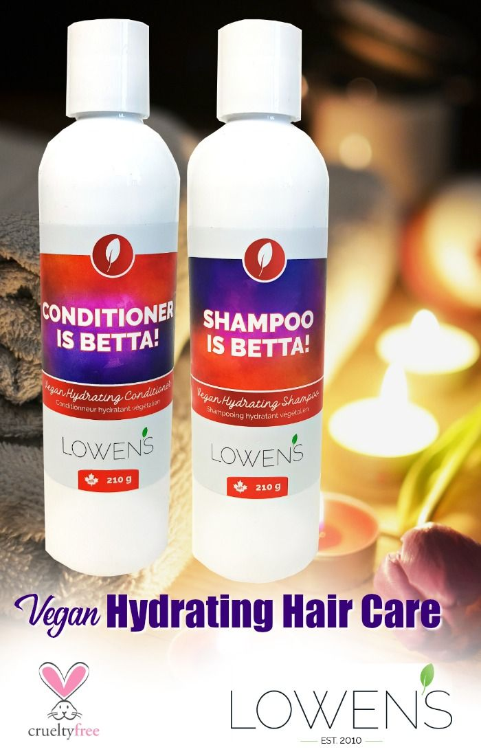 Vegan Hair Care Natural Hydration Lowens Ca Shampoo Is Betta Vegan Hydrating Shampo Natural Facial Cleanser Natural Hydration Natural Skin Care Companies