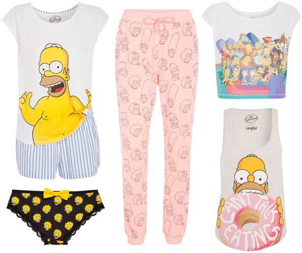 Undiz lance une collection spéciale autour des Simpson