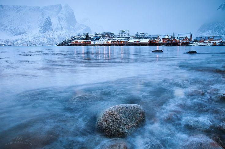 Лофотенские острова. Норвегия   Life on Photo