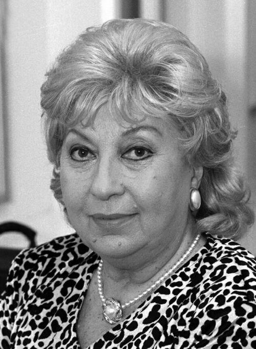 Magda Paveleková (* 7. jún 1931 – † 20. júl 2015)