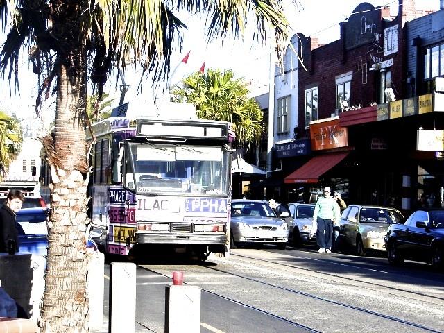 Melbourn Port Phillip