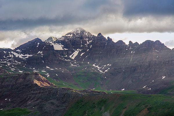 Colorado 14er Castle Peak #Crestedbutte #Aspen #fourteeners
