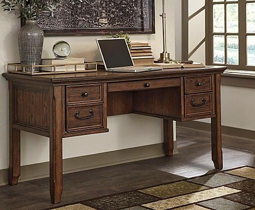 Woodboro 60u2033 Home Office Desk