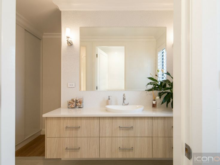 Modern Australian bathroom. #bathrooms #iconobuildingdesign #bathroomideas