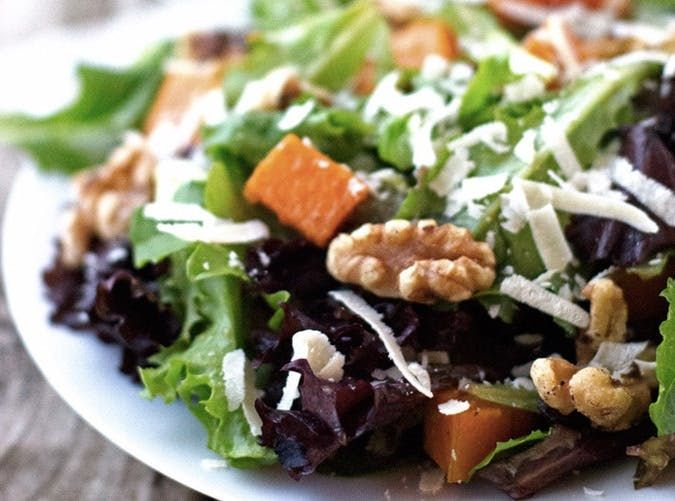 19 Lunch Recipes From Ina Garten That Are Totally Fabulous Squash Saladroasted