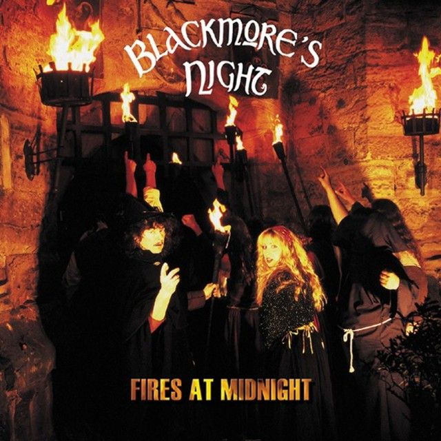 Saved on Spotify: Fires at Midnight by Blackmore's Night