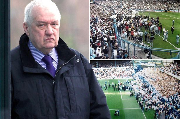 Owen Jones The Establishment Chief Superintendant David-Duckenfield- Hillsborough 96 deaths caused  'by fans breaking into the stadium'