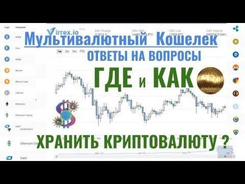 Virrex │Как создать пассивный доход на мультивалютном кошельке для крипт...