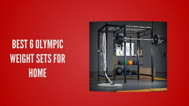 Top 5 Olympic Weight Set for Your Home Gym https://www.youtube.com/watch?v=7vvlCIFL_Ts