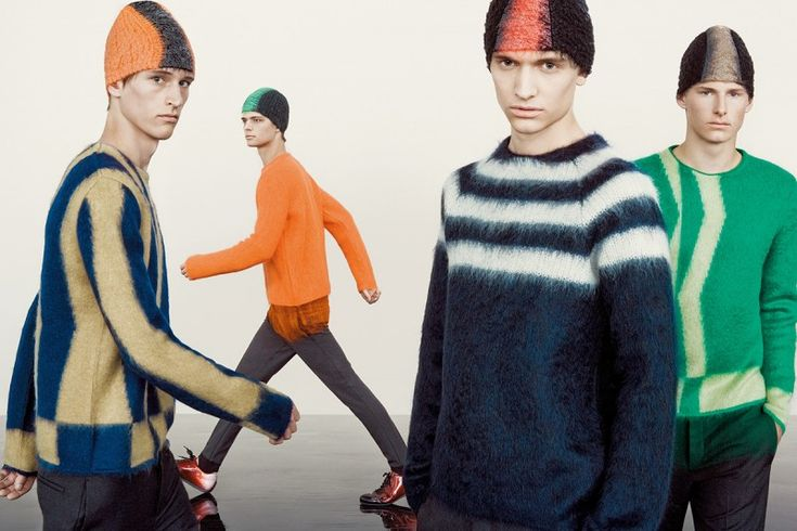 Pradasphere: See Prada Men Campaigns from 1995 to Now image Prada Men Fall Winter 2007 Campaign 002 800x533