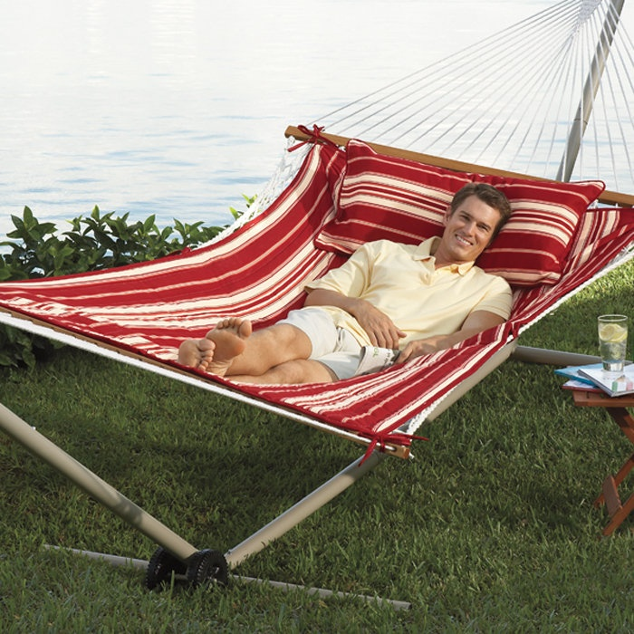 save  60  get a great price on hammocks and the accessories you need for a  plete backyard retreat    hot summer thingys   pinterest   descanso en patio     save  60  get a great price on hammocks and the accessories you      rh   es pinterest