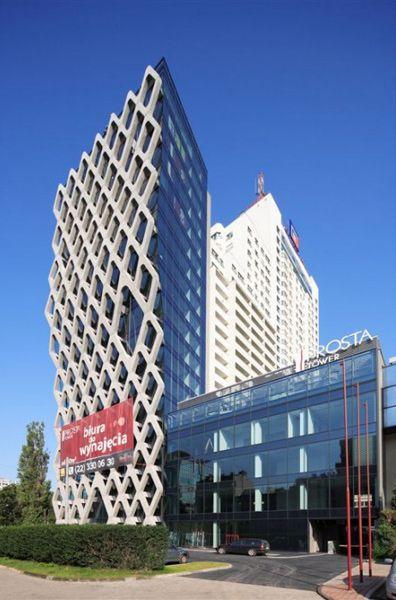 PROSTA-TOWER-Warszawa
