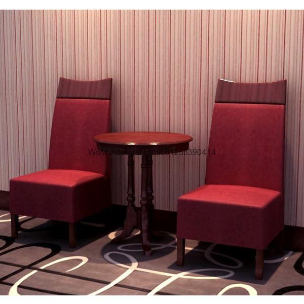 Jual FurnitureKursi Sofa Santai Minimalis Model Meja Bundardesain Kursi Santai Interior dengan Model Minimalis dengan bahan Baku Kayu Jati yang berkualitas